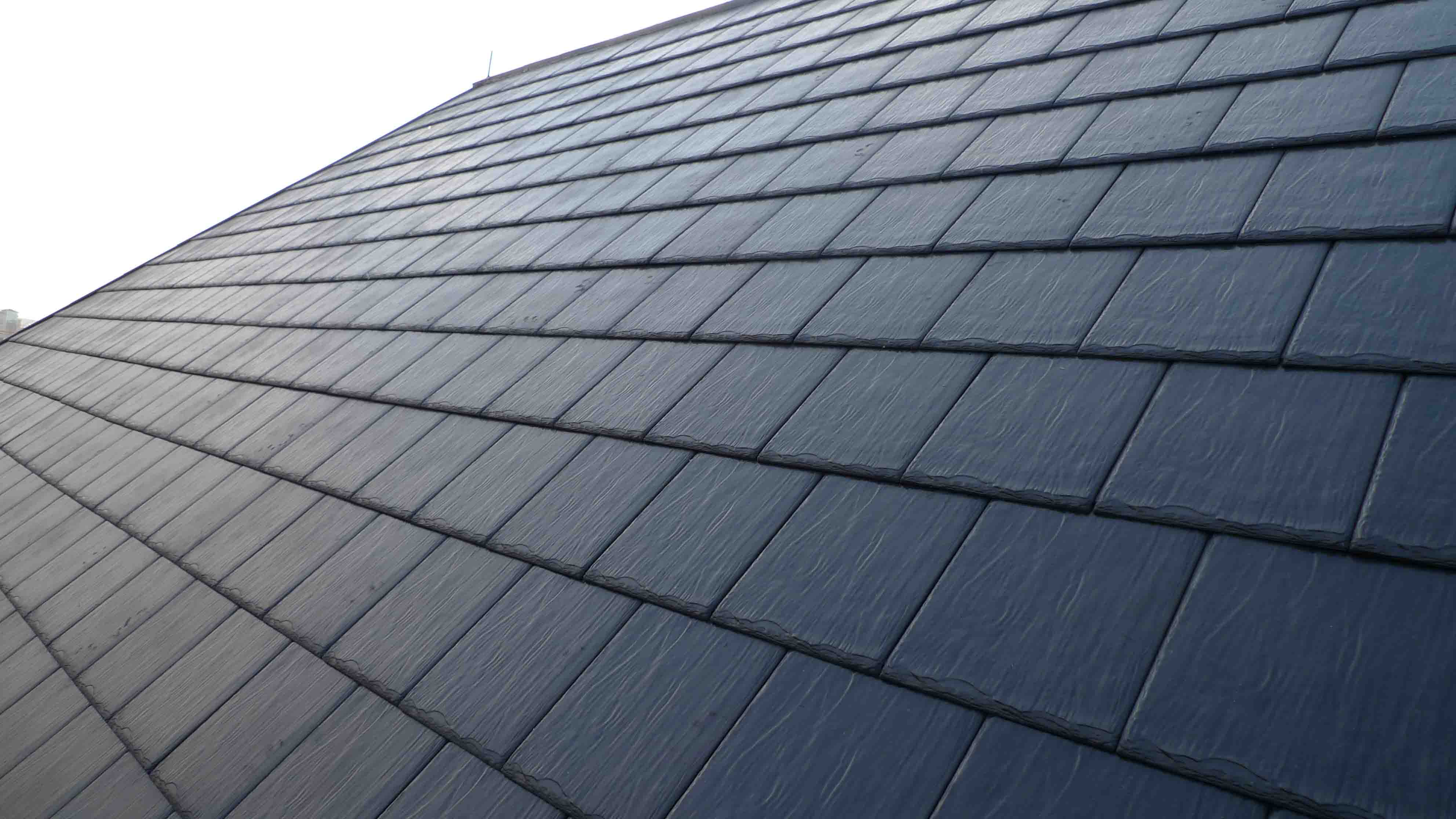 Steel Slate Roof Tiles Texas Metal Roofing